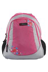 Pink & Grey Hotstyle Casual Backpack Bag