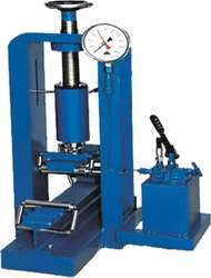 Flexure Testing Machine(Hand Operated)