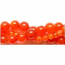 Gemstone Carnelian Beads