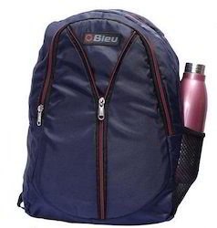 Blue Laptop Backpack Bag