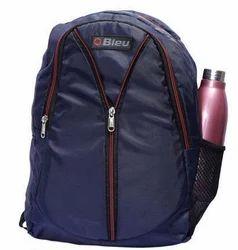 Blue Laptop Backpack Bag