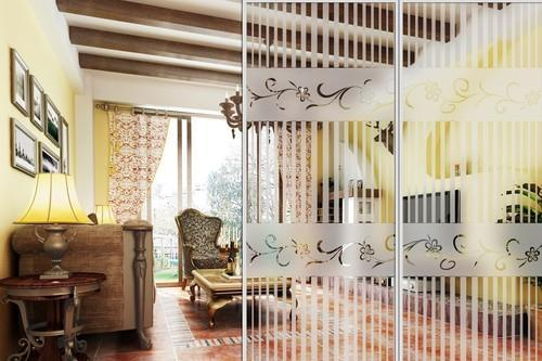 Amazing Living Room Glass Partition Part 7