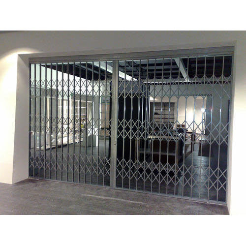 Ss Collapsible Gate At Rs 90 Kilogram Ss Channel Gates