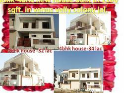 3bhk-4bhk New Houses In Venus Velly Jalandhar in Bank Colony