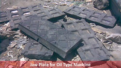 Jaw Plate For for Type Crusher