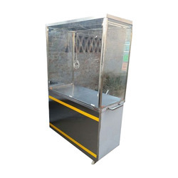Stainless Steel Catering Stall