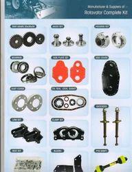 Rotavator Complete Kits