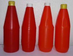 HDPE Sauce Bottles