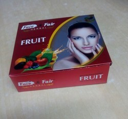 Herbal Chemical Face & Fair Fruit Facial Kit, Packaging Size: 130 Gm, for Parlour