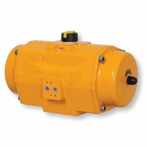 Elomatic Pneumatic Actuator