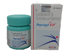 Sofosbuvir and Ledipasvir Hepcinat LP Tablets Price & Detail