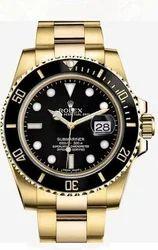 Gold Rolex Men's Watch
