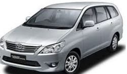 Toyota Innova Car Rental