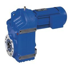 Hollow Input Helical Gearbox