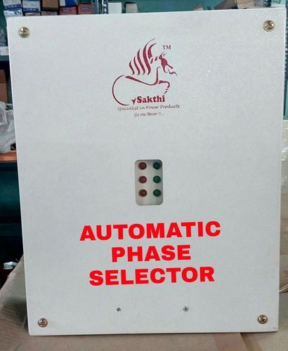 220 V Automatic Phase Selector