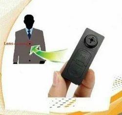 Button Camera Recorder