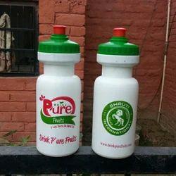 Milty White Food Grade Sipper Bottle, Capacity: 300 ML