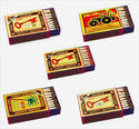 Conventional Wooden Box Matches