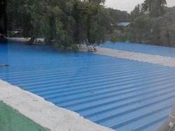 Gi Shed  Roofing Sheets