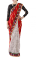 Half N Half Chanderi Saree