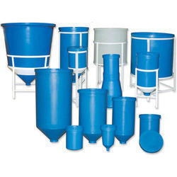 Conical FRP Tanks