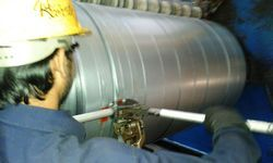 Steel Strap Packing Machines for Steel Service Centres