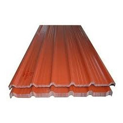 Galvanized Iron Corrugated Sheet At Best Price In India