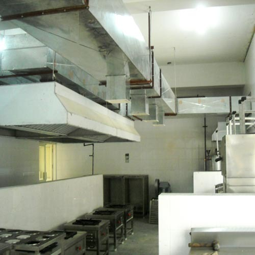 Exhaust Ducting System at Rs 120000 /piece | Kodungaiyur | Chennai ...