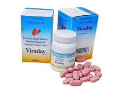 Viraday Tablets Cipla