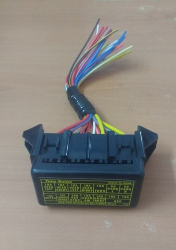 Four Wheeler Fuse Box - Fuse Box Manufacturer from Jaipur on
