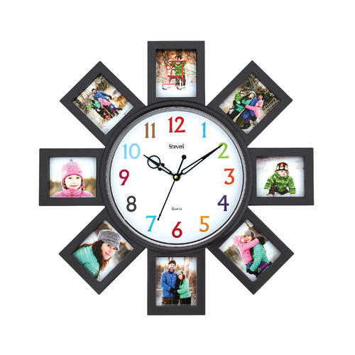 Photo Frame With Clock - View Specifications & Details of Photo ...