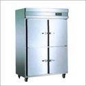 Western Double Door Four Door Freezer