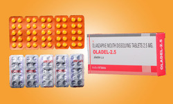 Olanzapine Mouth Dissolving Tablets 2.5 mg