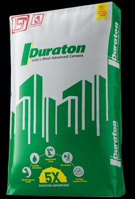 Duraton Water Proof Cement, Packaging Size: 50kg