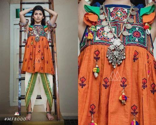 91b391e1acb351 Casual Wear L Navratri Special Dandiya Dress