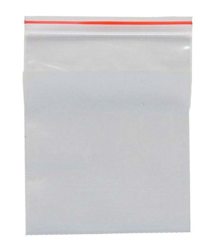 55e2bf22d96 Transparent Zipper Lock Bag, Size  1.50- 2 Inches, Rs 200  kilogram ...