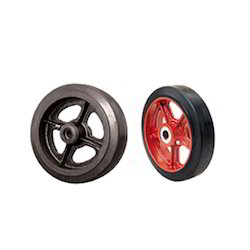 Rubber Moulded Caster Wheels