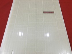 Delby DB-126 Decorative PVC Laminated Panel, Size: 10 Inch X 10 Feet (w X L), Thickness: 7mm