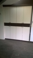 pvc wardrobes and kitchen cabinet