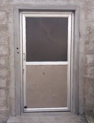 Normal Aluminium Doors