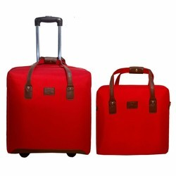Twin Trolley Bags