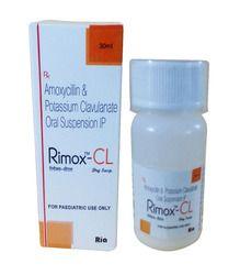 Amoxicillin Potassium Clavulanate Suspensions
