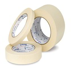 White Crepe Paper Masking Tapes