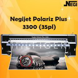 Negijet Polariz Flex Printing Machine - 3300 Plus (15pl / 35pl)