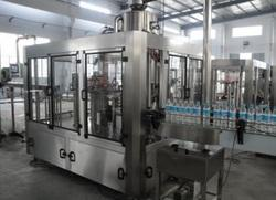 Bottle Rinsing Filling Capping Machine