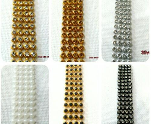 Silk Thread Jewellery Material All Colours Stone Chain 89818e471
