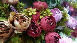 Hyperboles Artificial Peony Flowers