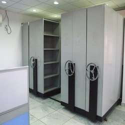 Compactor Mobile Storage System