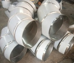 Polished Round GI Ducts
