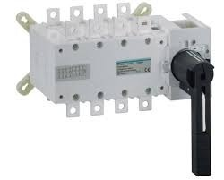 Hager Manual Changeover Switch (open Type And With Enclosure